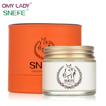 OMY LADY SNEFE horse oil face cream anti aging wrinkle remove stretch marks korean skin care Universal cream skin lightening