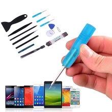 14 in 1 Mobile Phone Maintenance Opening Repair Tools for iPhone Laptop Electronics Watch Disassemble Tools set