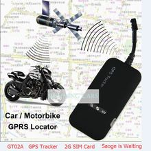 666 !  GT02A Tracking Device Mini GPS tracker GSM GPRS SMS Locator Global Real Time for Car Auto Vehicle Motorcycle