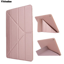 Luxury Magic Agile Tablet PC Cover Case Viviration Good Use TPU Popular 7.9 Inch Tablet Case For Apple iPad Mini 4 7.9 Inch PC(China)