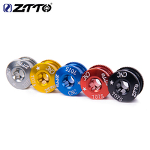 Buy ZTTO 5PCS Chainring Bolts Bicycle Chainwheel Screws CNC 7075 MTB Road Bicycle Disc Screw Crankset Bike Parts for $3.71 in AliExpress store