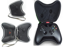 Black Hard Pouch Case Bag Sleeve Protective Game Carrying Storage Travel joystick bag for Microsoft Xbox One XBOXONE Controller