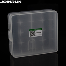 Joinrun 18650 Battery Storage Case Plastic Battery Case Holder Rechargeable Battery Storage Box For AAA/AA Full Cover(China)