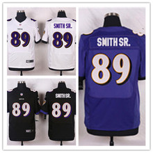 Mens 89 Steve Smith Sr Jersey 2017 Rush Salute to Service High Quality Football Jerseys(China)