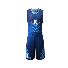 High quality breathable basketball clothing custom sublimation basketball shirt professional design team usa basketball jersey(China)