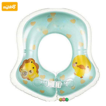 Mambobaby Arm Float with pump baby kid swim arm ring floating inflatable mattress boat pvc cartoon fiberglass pool swim ring()