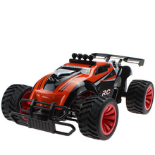 BG1505 2.4G 1/16 4WD High Speed RC Car Drift Off-Road Racing Truck With Light With Transmitter RC Toys For Kids Gifts Presents(China)