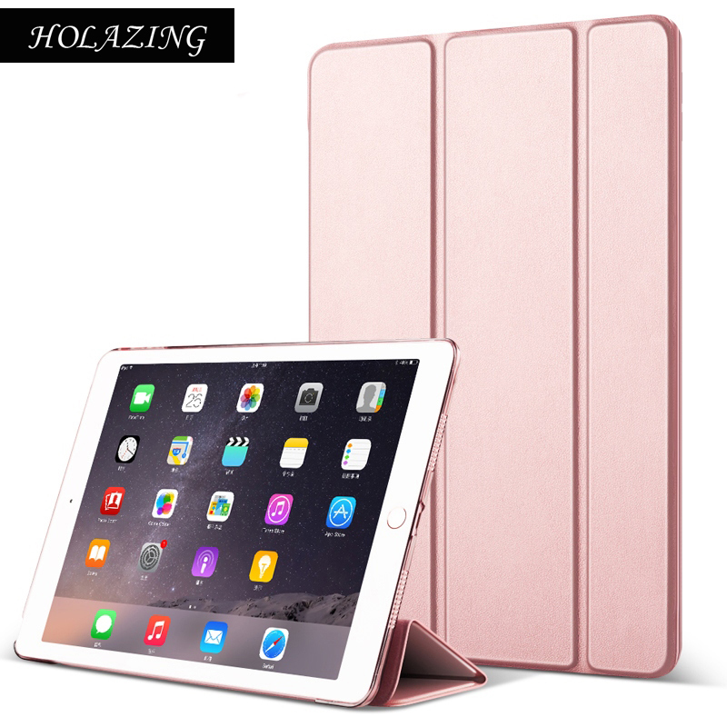 New Design Ultra Slim Lightweight Case For iPad 2 3 4Smart Magnetic Design Cover For iPad2 iPad3 iPad4