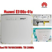 Huawei B525s-65a 4G LTE Cat6 Wireless Router plus 2pcs antenna