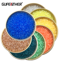 GUFEATHER Z90/beads/High-grade/seed beads/jewelry accessories/jewelry findings/accessories parts/handmade/DIY 20g/bag