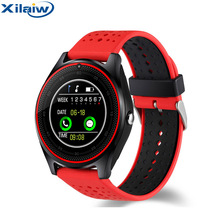 Buy Bluetooth Smart Watch Camera SIM TF Smartwatch Pedometer Health Sport MP3 Clock Hours Men Women Watches Android IOS for $22.95 in AliExpress store