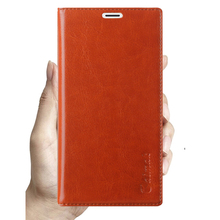 Aimak Brand Vintage Genuine Leather Flip Stand Case For Nokia Lumia 820 830 900 920 925 1020 Luxury Mobile Phone Cover