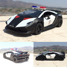 High Simulation Exquisite Model Toy KiNSMART Car Styling Sesto Elemento 1:38 Alloy Sports Car Model Excellent For Baby Gift Toys