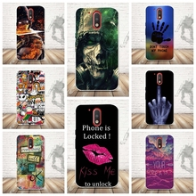 Cover for Motorola Moto G4/G4 Plus Case Back Cover Silicon TPU Soft Case for Motorola Moto G4/G4 Plus Mobile Phone Case Coque(China)