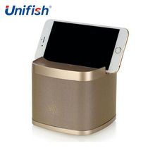 U-Q5 Wireless Bluetooth Speaker Mini Portable Subwoofer With Cell Phone Holder Loudspeaker Supports TF Card Multi Function(China)