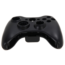 2016 New Promotion Game Accessories Wireless Controller Full Case Shell Cover + Buttons for XBox 360 Black L3FE