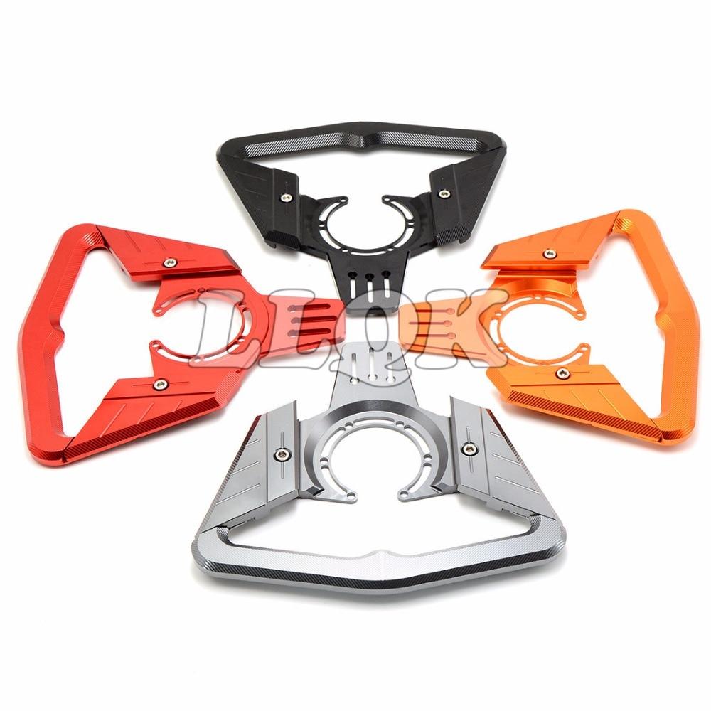 Motorcycle Accessories  high quality cnc 6061billet aluminum Rear Passenger Handle Bar forYamaha YZF R3 YZF R25 <br><br>Aliexpress