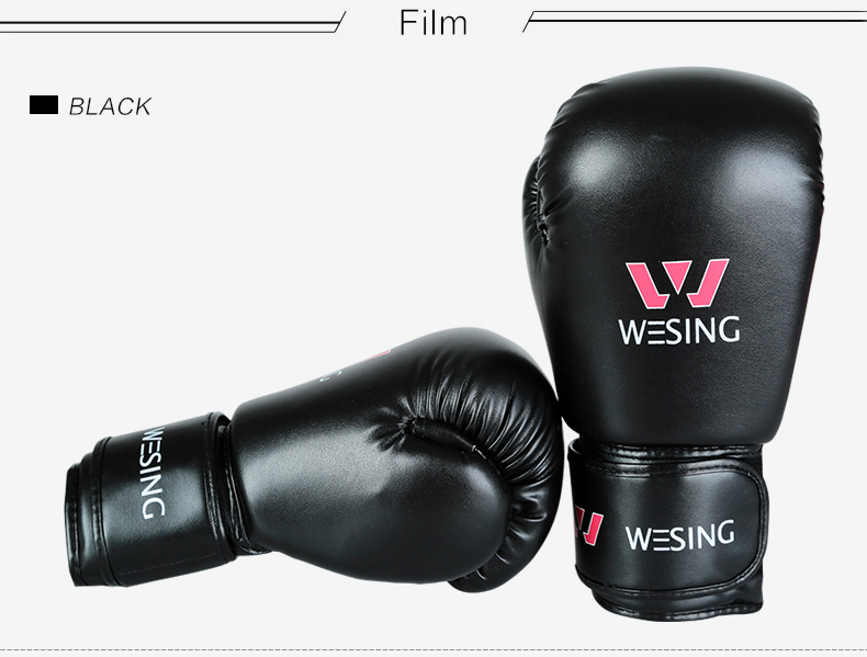 WESING | Boxing Gloves muay thai training, muay thai gym
