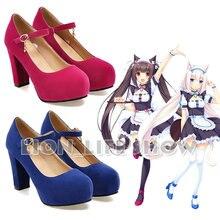 Alto Lotes De Compra Baratos Anime Tacón Zapatos BedroCx