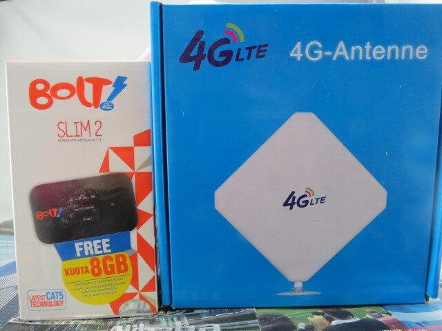 HUAWEI E5577 UNLOCKED BLACK LTE 4G &amp; 3G Mobile MiFi +4G 35dbi TS9 antenna<br><br>Aliexpress