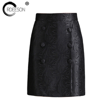 Buy ORDEESON M-4XL Micro Mini Skirts Zipper Black Skirt Spring 2018 Sexy Skirts Wrap Rave Korean Style Plus Size Women Lace Fashion for $24.33 in AliExpress store