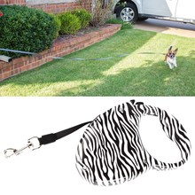 Auto Lead 3/4 Meter Long Extension Flexible Traction Dorsal Puppy Dog Leash Pet Dog Leash Automatic Retractable Leash