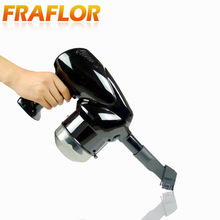 NEW Portable Car Vacuum Cleaner Wet and Dry Aspirador de po Dual Use Purpose Super Suction 120W Car Vacuum Cleaner Free Shipping(China)