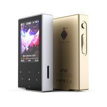 Hidizs AP60(+Leather case gift )DSD HiFi Lossless Pocket Music Player support Bluetooth 4.0 Apt-x AK4452VN D/A MAX97220A AMP(China)