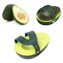 1Pc Leftover Half Avocado Saver Holder Food Fresh Keeper Storage Kitchen Gadget Tool(China)