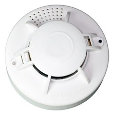 DG313 Free Shipping Battery Powered Photoelectric Smoke Alarm with Excellent Stability and High-sensitivity(China)