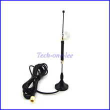 4G Antenna 10dbi LTE Aerial 698-960/1700-2700Mhz SMA Omnidirectional Magnetic Base for 4G lte FDD/TDD Router Signal Repeater(China)