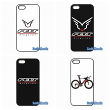 Felt bicycles Bike Logo Phone Cases Cover For Huawei Honor 3C 4C 5C 6 Mate 8 7 Ascend P6 P7 P8 P9 Lite Plus 4X 5X G8(China)