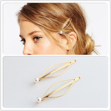 Free shipping! Wholesale female nice plated fashionable women hairpin bride Hairwear Hairband Fairy Hairgrips Jewelry(China)
