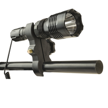 Tactical Led Torch 1 mode Long Range Light Hunting Flashlight Cree XRE 802 Hand Light + 1*18650 Battery + USB Battery Charger