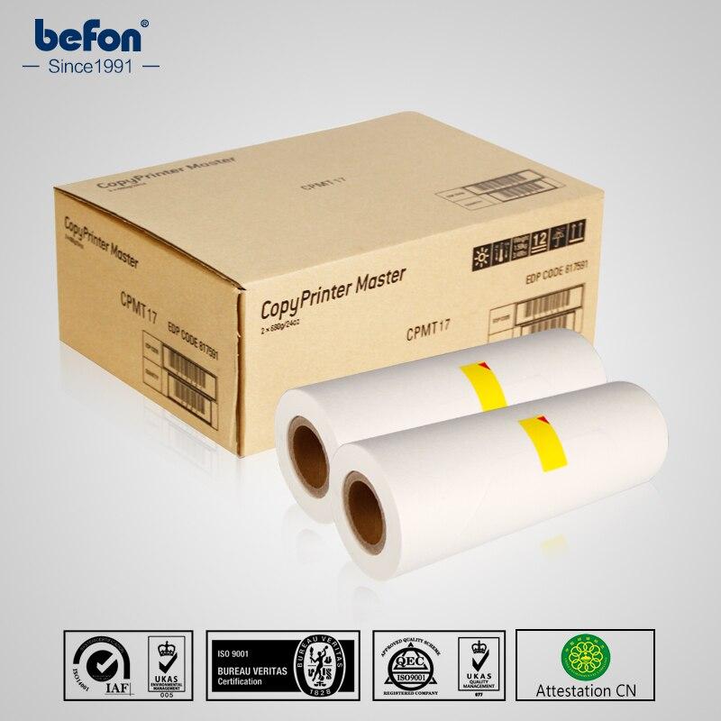 befon Master Roll CPMT17 B4 Compatible with Gestetner JP1250 1255<br>