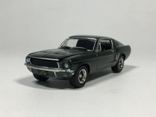 Green Light 1:64 Ford Mustang GT Bullitt boutique alloy car toys for children kids toys Model bulk freeshipping