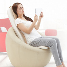 Health Care Massage Cushion Luxury Body Massager Multifunctional 3D Electric Massager Chair(China)
