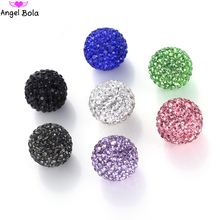 Pryme Angel Bola Sound Ball 16mm Colorful Lucky Ball  DIY Jewelry Parts P001