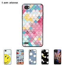 Buy LG Q6+ Q6A Q6 Plus M700 X600 5.5 inch Solf TPU Silicone Case Mobile Phone Cover Bag Cellphone Housing Shell Skin Mask Diy for $1.24 in AliExpress store