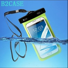 Waterproof case for galaxy Samsung 2016 J3 J5 J7 J1 2017 A3 A5 A7 iphone 5s 5C SE 6 6s 7 plus Screen Touch Waterproof Bag cover