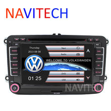 "7"" Car DVD GPS built-in Can Bus support Original VW UI for VW Volkswagen POLO PASSAT B6 Golf 5 6(China)"