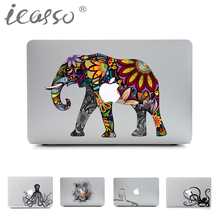 iCasso Stitch DIY Personality Vinyl Decal Laptop Sticker Hot Sell for Macbook Pro Air 13 15 inch Laptop Skin Shell for Mac Book