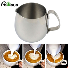 Japanese-style Thick 304 Stainless Steel Milk Steaming Frothing Pitcher Jug Espresso Coffee Milk Cappuccino Frothing Cup Mugs