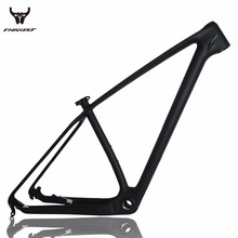 Buy 2017 Carbon Mountain Bikes Frame 29er T1000 UD Cheap China Carbon Bike Bicycle Frame mtb 29er 27.5er 15 17 19 Bike carbon frame for $252.30 in AliExpress store
