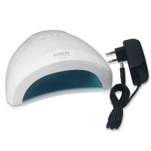UV Nail Lamp 48W 50000h Timer Nail Dryer for gel nail machine curing hard gel polish best for personal home manicure
