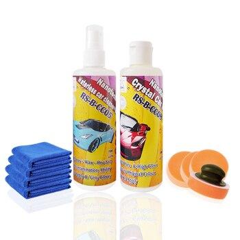 Sans eau de lavage de voiture shampooing de voiture peinture cleaner voiture peinture soins dur de soins cire de voiture polissage pâte restaurer originale couleur 250 ml