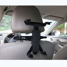 Universal Car Vehicle Mount Headrest Holder for Apple iPad Tablet PC GPS Phones High Quality Magic Stand Holder Black