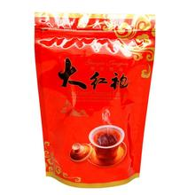 100g Premium dahongpao tea wuyi  the top grade da hong pao tea big red robe oolong tea Wuyi yan Cha, Wuyi Cliff Wulong with bag