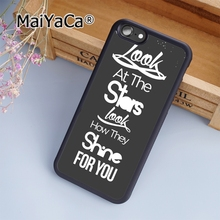 MaiYaCa coldplay band Soft Rubber cell phone Case Cover For iPhone 6 6S phone cover shell(China)