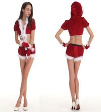 sexy christmas suit for women christmas dance costumes new year costumes red christmas clothing